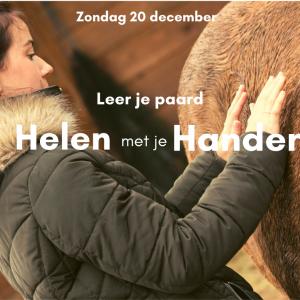 Helen met je handen