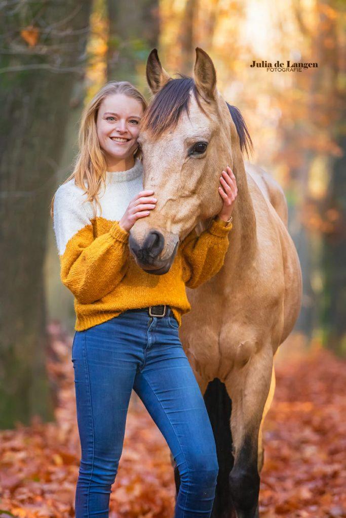 Spanning-paard